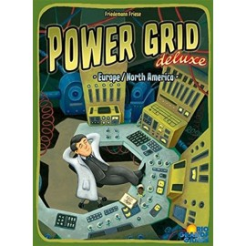 Power Grid Deluxe - Europe/North America