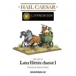 Later Hittite Chariot