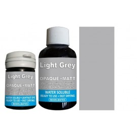 Opaque Weathering Liquid - Light Grey - 18ml
