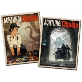 Achtung! Cthulhu Core Book Bundle
