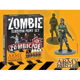 Warpaints Zombicide Survivor Set