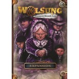 Wolsung Steampunk Skirmish Expansion Book