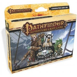 Skull & Shackles Character Add-On Deck Pathfinder Card Game