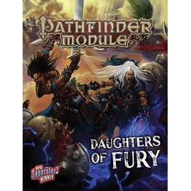 Pathfinder Daughters Of Fury