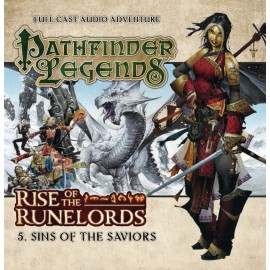 Pathfinder Legends - Sins Of The Saviors CD
