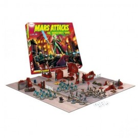 Mars Attacks The Miniature Game
