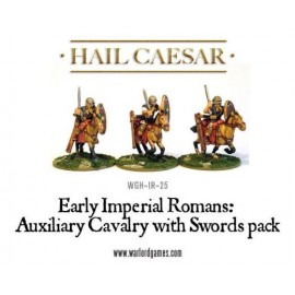 Imperial Roman Auxiliary Cavalry with Swords (3)