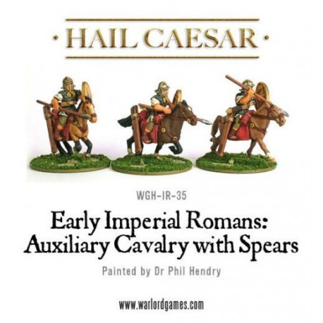Roman Cavalry with Spears (3)