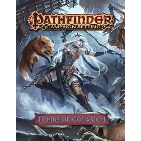 Pathfinder Tombs Of Golarion
