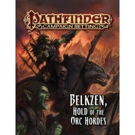 Pathfinder Belkzen, Hold Of Orc Hordes