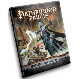 Pathfinder Iron Gods Pawn Collection