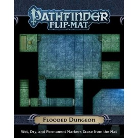 GameM Flip-Mat Flooded Dungeon