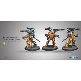 Yan Huo Invincibles Fire Support Heavy Regiment