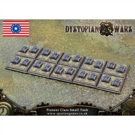 Federated States of America Pioneer Class Small Tank (20)