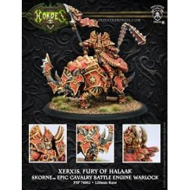 Xerxis Fury of Halaak