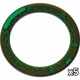 "HORDES 3"" Area of Effect Ring Markers"