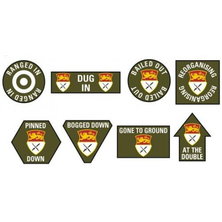 Task Force A Gaming Tokens