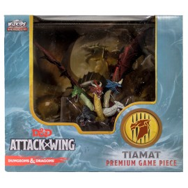 D&D Attack Wing Tiamat Expansion