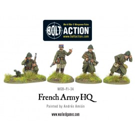 HQ French Army