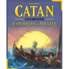 Catan Explorers And Pirates Expansion