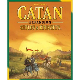 Catan Cities And Knights Game Expansion