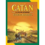 Catan Cities And Knights 5-6 Player Extension