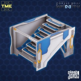 Stairway Intersection Module