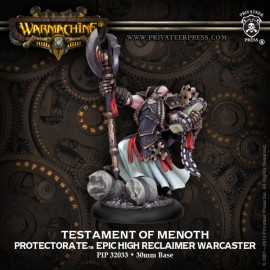The Testament of Menoth