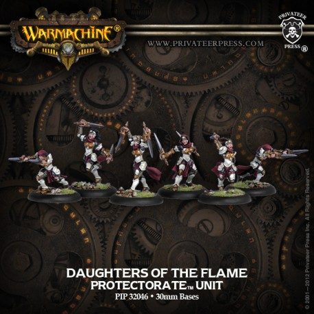 Daughters of the Flame Unit Box