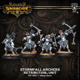 RETRIBUTION STORMFALL ARCHERS (4)
