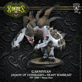 Heavy Warbeast Plastic Kit