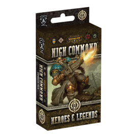 Warmachine High Command: Heroes and Legends Expansion