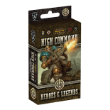 Heroes and Legends - Warmachine High Command Expansion Set