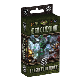 Hordes High Command: Gargantuan Might Expansion