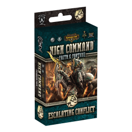 Warmachine High Command Faith and Fortune: Escalating Conflict