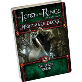Lord of the Rings LCG: The Black Riders Nightmare Decks