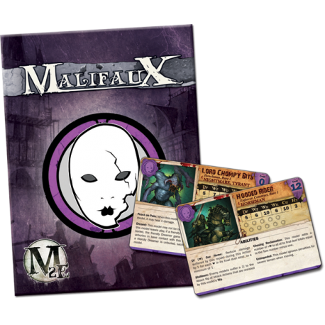 Malifaux Neverborn Crossroads Arsenal Pack