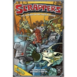 Scrappers -Family Board Game