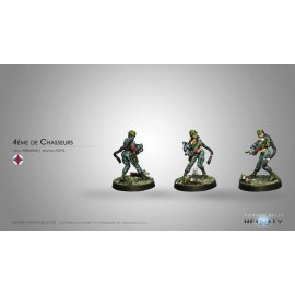Chasseurs (Adhesive-Launcher)