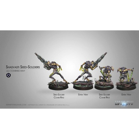 Seed Soldiers (Combi Rifle)