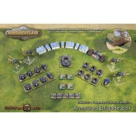 Federated States of America Armoured Brigade Box