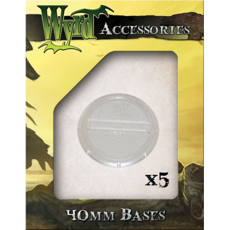 ClearBases – 40mm