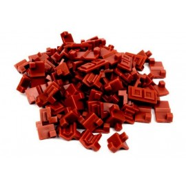 Red Brick Terrain - Connector Set