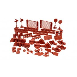 Red Brick Terrain - Urban Accessories