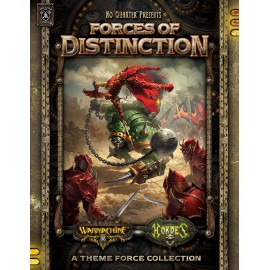 No Quarter Presents Forces of Distinction