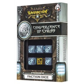 Warmachine Convergance of Cyriss Dice (6)