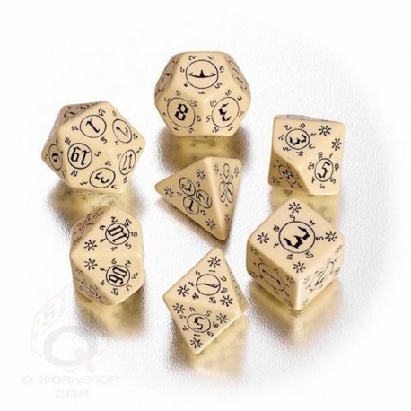 Pathfinder Rise of Runelords Dice (7)