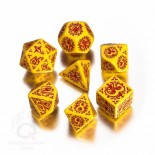 Pathfinder Legacy of Fire Dice Set (7)