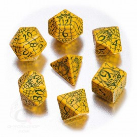 Pathfinder Serpent Skull's Dice Set (7)
