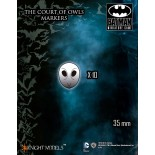 The Court of Owls Markers